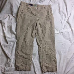 Brooks Brothers ProSport Golf Capris Womens Pants